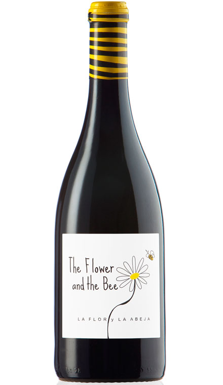 Vino Tinto The Flower And The Bee Souson