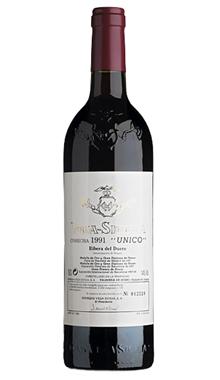 Vino Tinto Vega Sicilia Unico