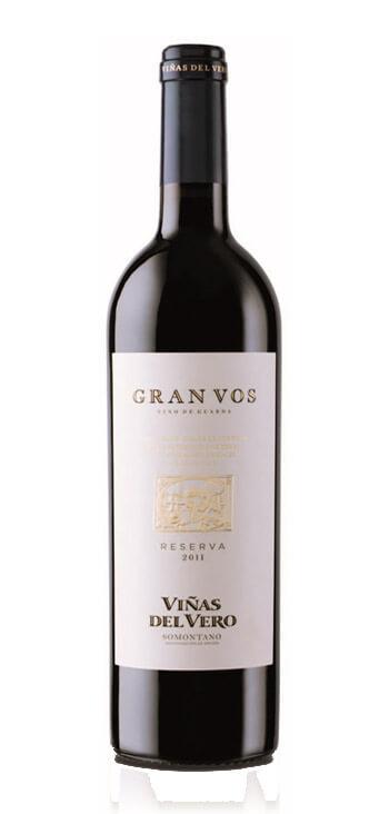 Vino Tinto Viñas del Vero Gran Vos Reserva