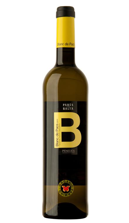 Vino Blanco Blanc de Pacs