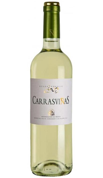 Vino Blanco Carrasviñas Verdejo