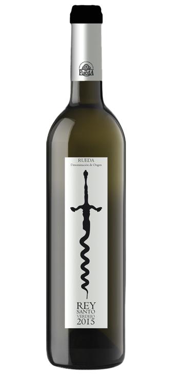 Vino Blanco Rey Santo Verdejo
