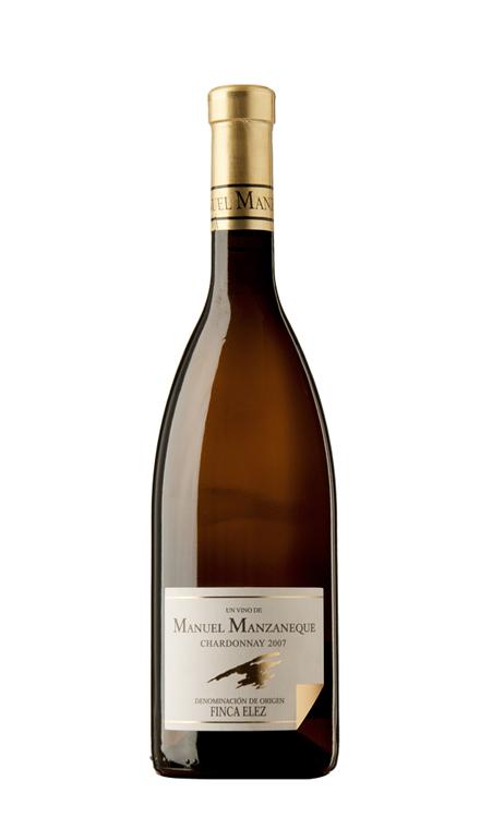 Vino Blanco Manuel Manzaneque Chardonnay