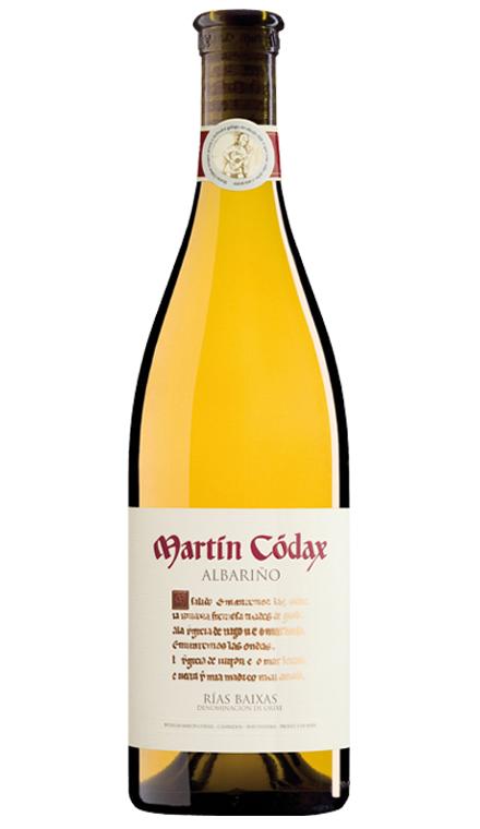 Vino Blanco Martin Codax