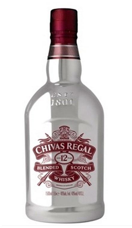 Whisky Chivas Regal 12 Años Magnum