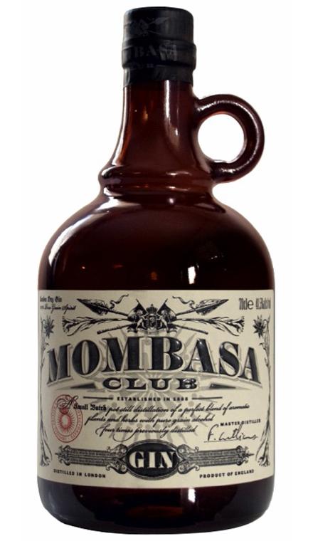 Ginebra Mombasa Club Gin
