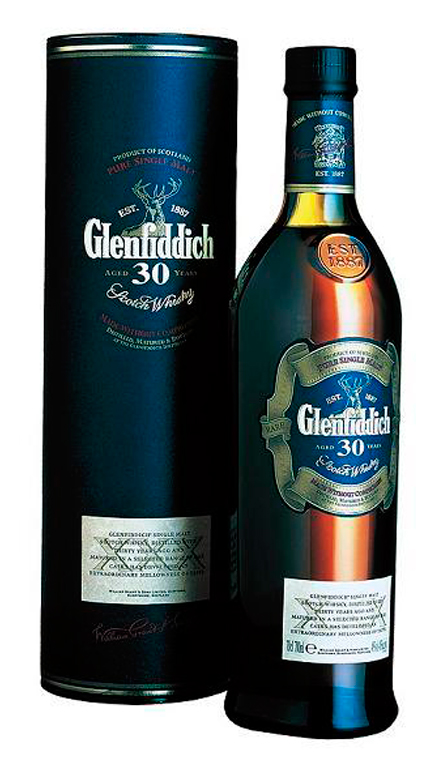 Whisky Glenfiddich 30 Ańos