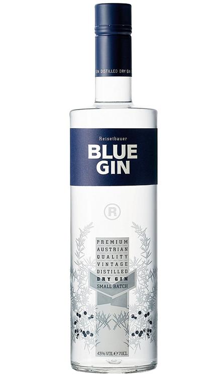 Ginebra Blue Gin Reisetbauer