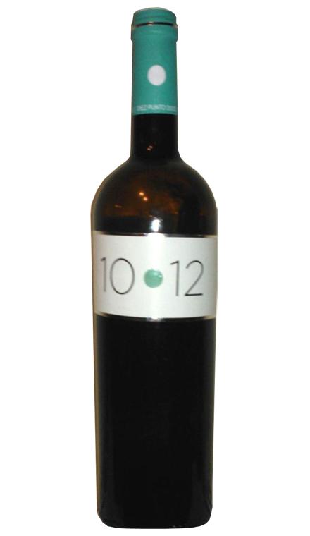 Vino Blanco 10.12 de Viñedos de Pozanco