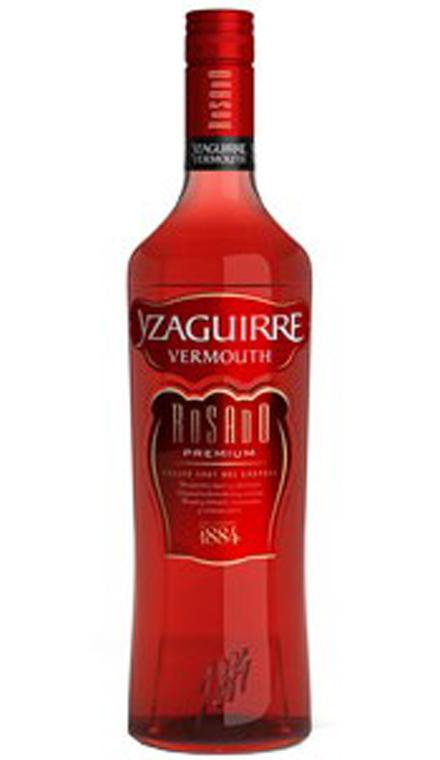 Vermouth Yzaguirre Clásico Rosado