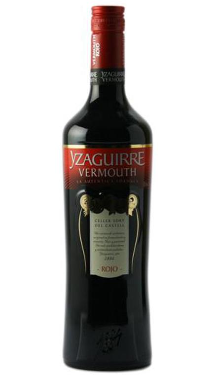 Vermouth Yzaguirre Clásico Rojo