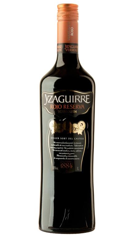 Vermouth Yzaguirre Reserva Rojo