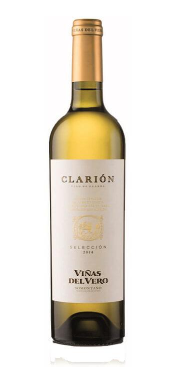 Vino Blanco Viñas del Vero Clarión Magnum