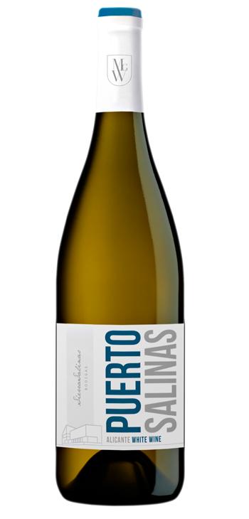 Vino Blanco Puerto Salinas
