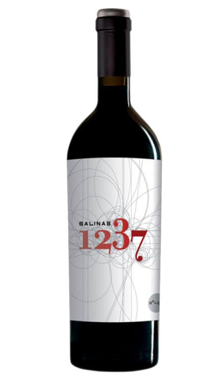 Vino Tinto Salinas 1237 Magnum