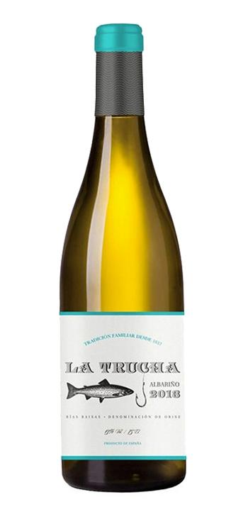 Vino Blanco La Trucha