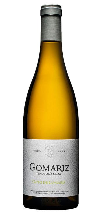 Vino Blanco Coto de Gomáriz