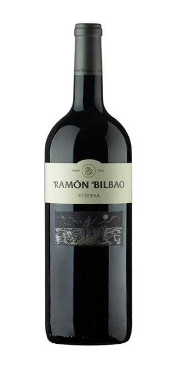 Vino Tinto Ramón Bilbao Reserva Magnum