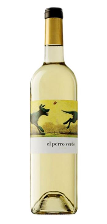 Vino Blanco El Perro Verde