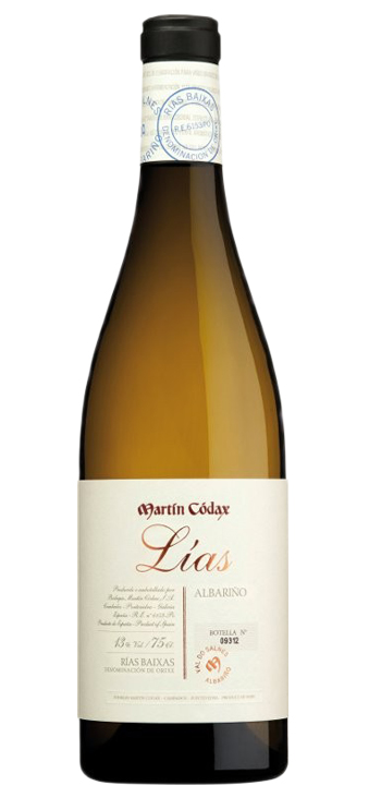 Vino Blanco Martin Codax Lías