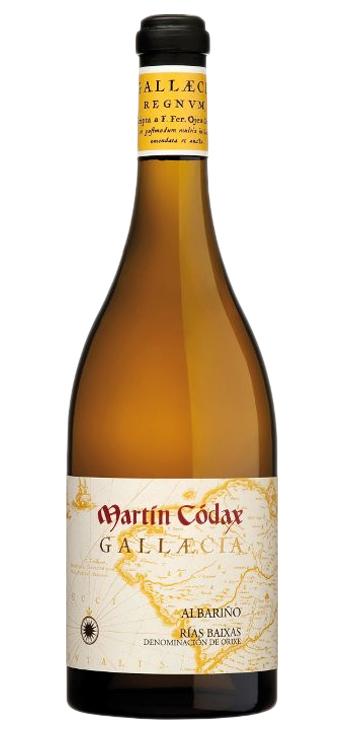 Vino Blanco Codax Gallaecia