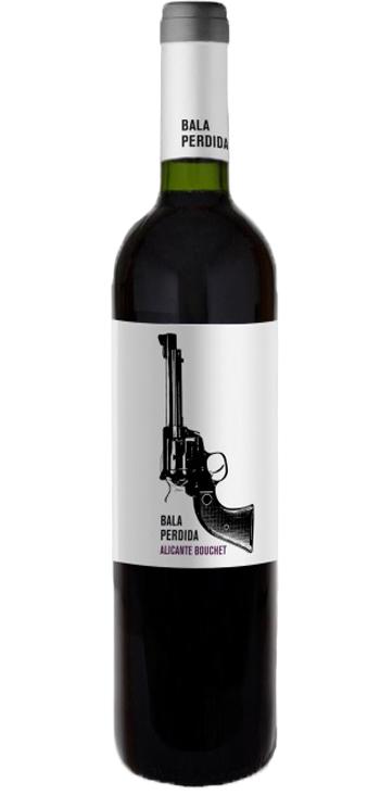 Vino Tinto Bala Perdida Magnum 1,5L.