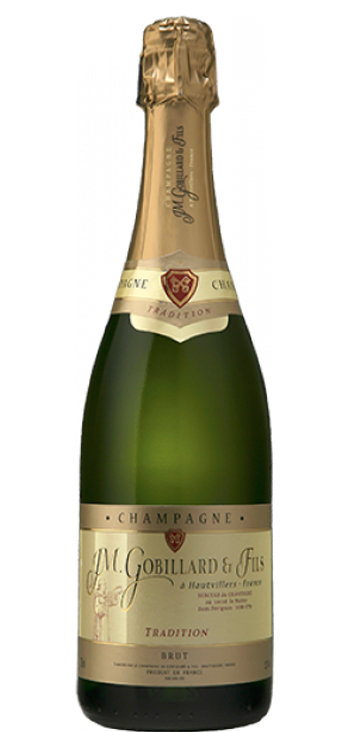 Champagne J.M. Gobillard et Fils Brut Tradition 37,5cl