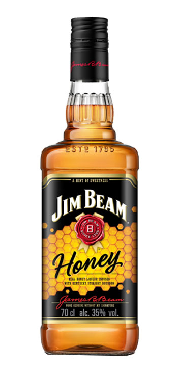 Whisky Jim Beam Honey