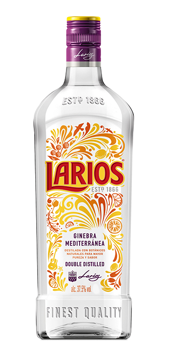 Ginebra Larios London Dry Gin