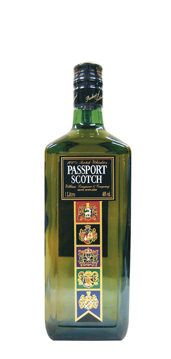 Whisky Passport Scotch