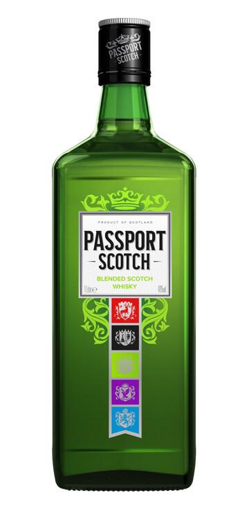 Whisky Passport Scotch 1Litro