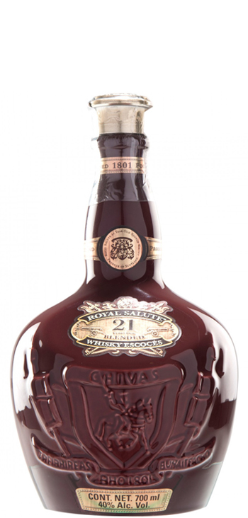Whisky Chivas Brothers Royal Salute 21 Años