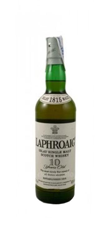 Whisky Laphroaig 10 Años