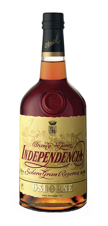 Brandy Osborne Independencia Gran Reserva