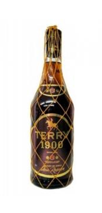 Brandy de Jerez Terry 1900