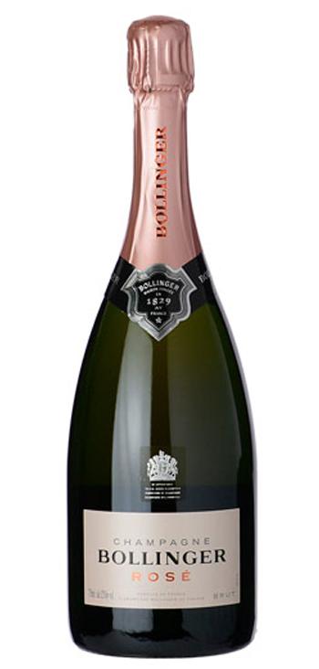 Champagne Bollinger Rosé Sin Estuche