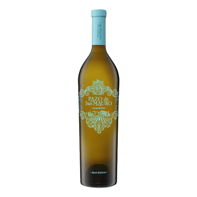 Vino Blanco Pazo San Mauro