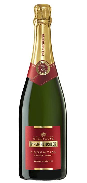 Champagne Piper Heidsieck Essentiel