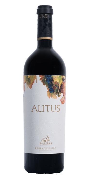 Vino Tinto Balbás Alitus Reserva Especial