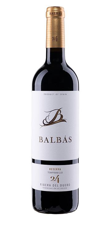 Vino Tinto Balbás Reserva