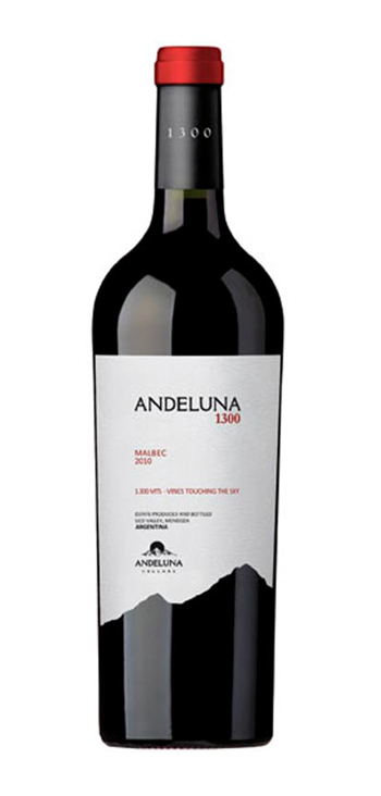 Vino Tinto Andeluna 1300 Malbec