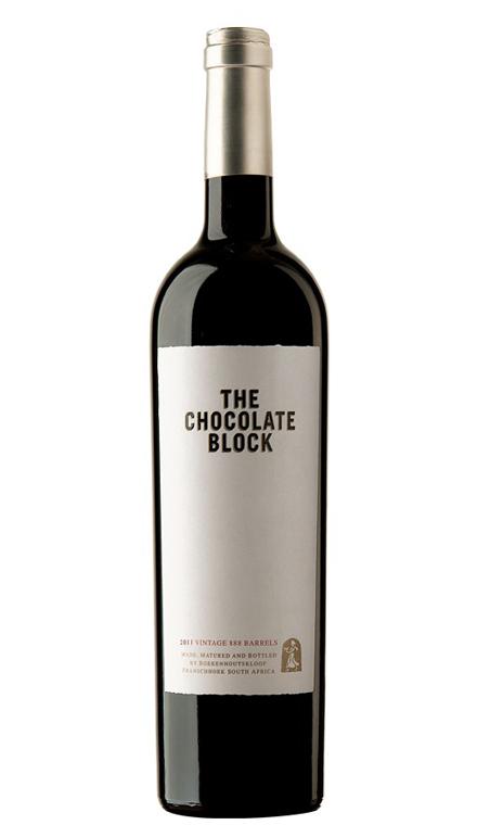 Vino Tinto The Chocolate Block