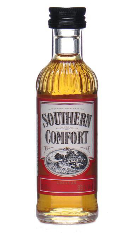 Whisky Southern Comfort Miniatura 5cl (Caja 120 unidades)