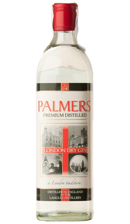Ginebra Palmers Gin London Dry