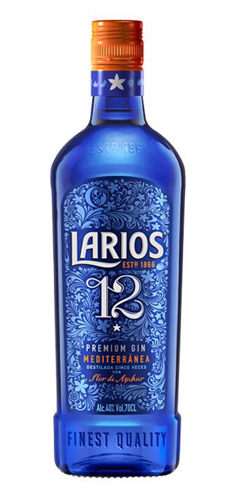 Ginebra Larios 12 Premium Gin