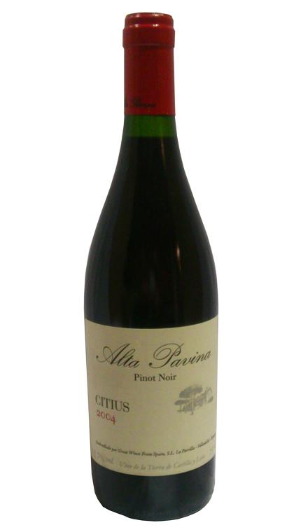 Vino Tinto Alta Pavina Citius Pinot Noir
