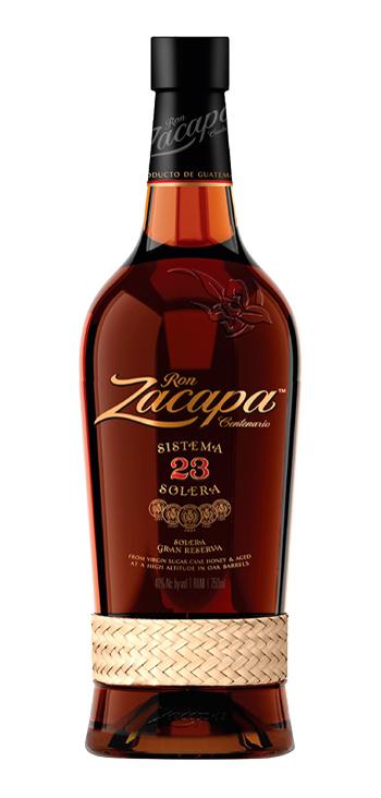 Ron Zacapa Centenario 23 Años Guatemala