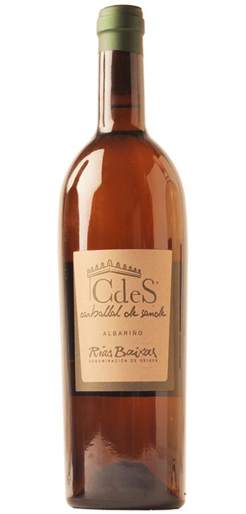 Vino Blanco CdeS Albariño