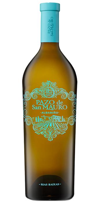 Vino Blanco Pazo San Mauro Magnum 1.5L
