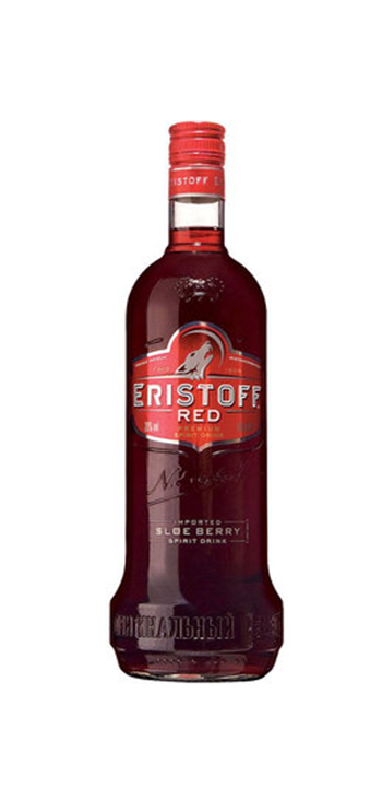 Vodka Eristoff Red 0,70L